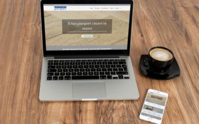 Online il nuovo sito Arredo Parquet