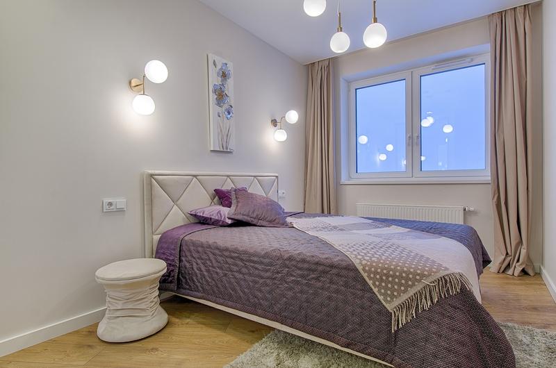 Pavimento in legno per la camera da letto - Arredo Parquet